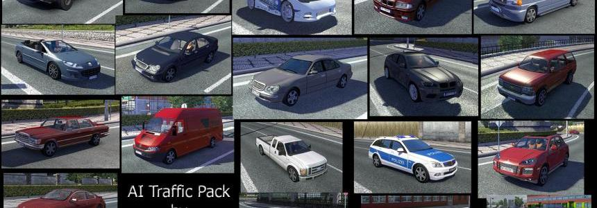 AI Traffic Pack v2.5
