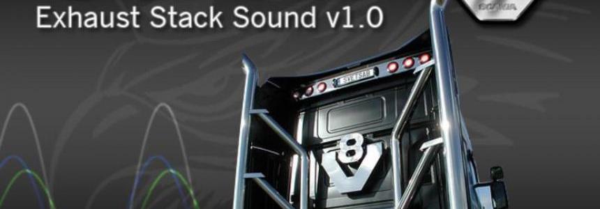 Scania V8 soundmod v1.0