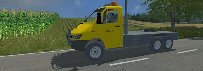 ADAC Sprinter TRAFFIC v1.0