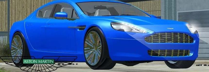 Aston Martin Rapide v1.0