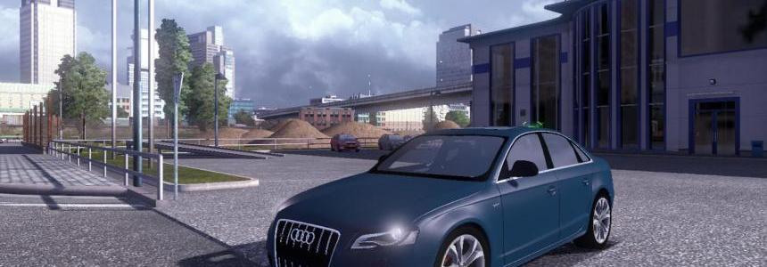 Audi S4 + Interior v1.7.1