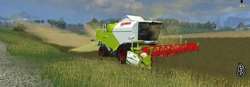 Claas Tucano pack v2.0 MR