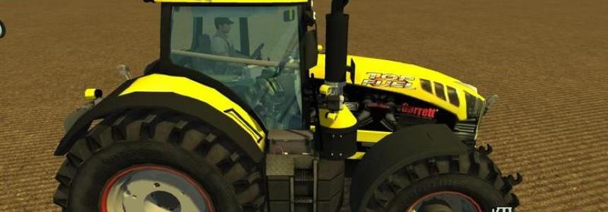 Fendt Vario 939 Yellow Bull v1.0 MR