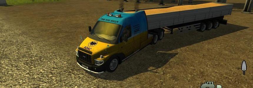 GAZ Ermak Pack v1.0