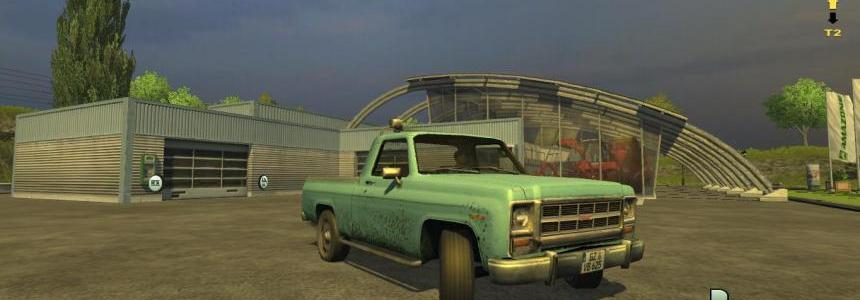 GMC Style Pickup Truck v1.1 More Realistic