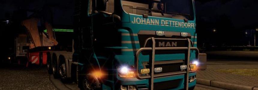 JOHANN DETTENDORFER Wunsch Skin