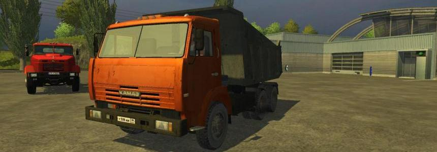 KamAZ 65115 v2.0