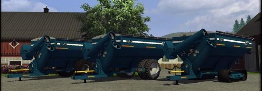 Kinze 1050 Grain Cart Pack v1.0