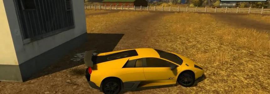 Lamborghini Murcielago v1.0
