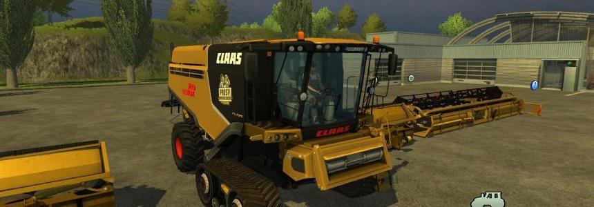 Lexion 780 TT Cat Mf Pack v1.0