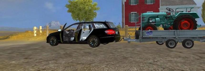 Mercedes Benz E class v2.0