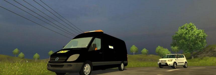 Mercedes Benz Sprinter v1.0