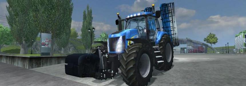 New Holland 1450kg weight v2.0