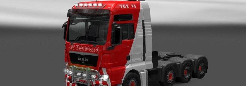 New MAN TGX Chassis