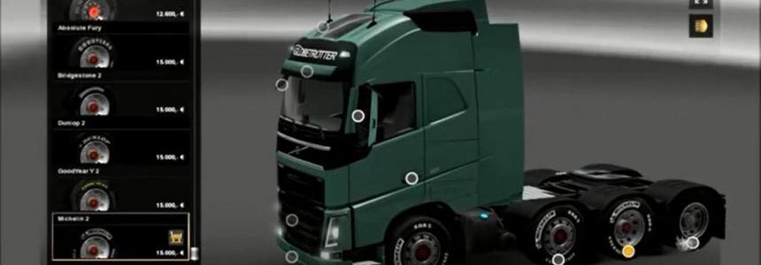 New Volvo FH 2013 v2.1