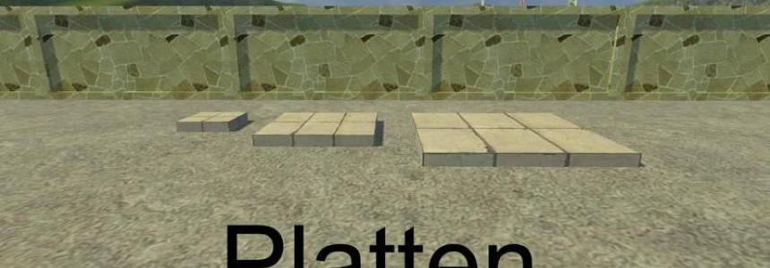 Plates 1 to 3 feet v1.0