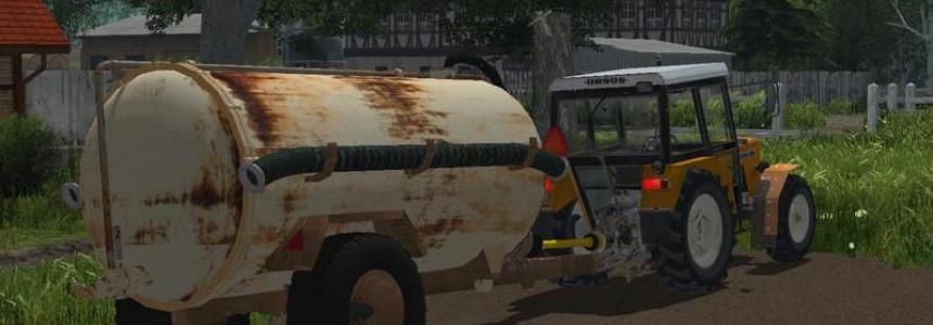 Rusty Slurry Tanker v1.1