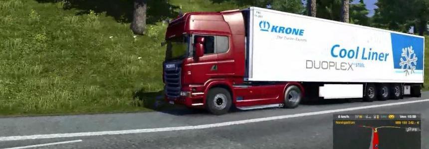 Scania V8 sound mod v2.0