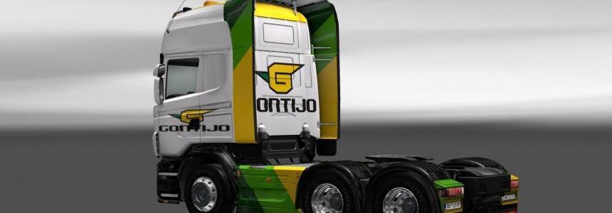 Skin Scania Gontijo
