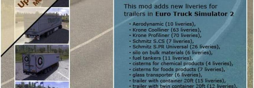 TRAILER PACK with Realistic Textures v1.8.3.2