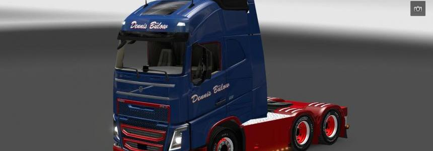 Volvo FH16 2012 – Danish Holland style v1.0