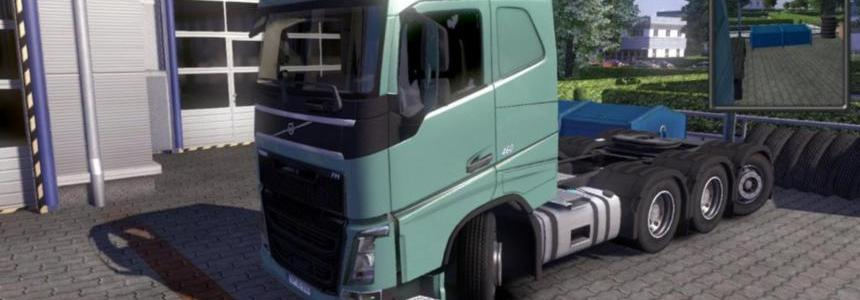 Volvo FH16 2013 Chassis v1.0