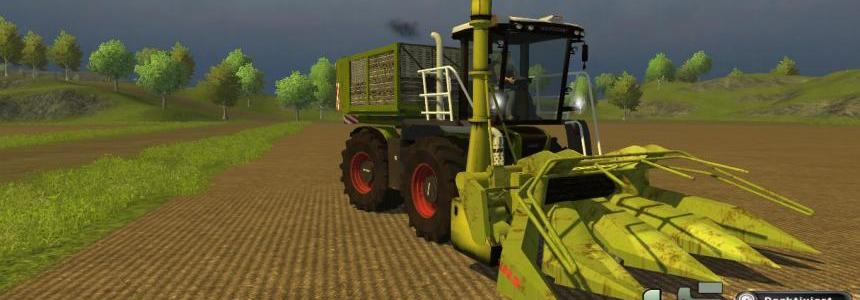 Xerion S Trac Maize Pack v1.0