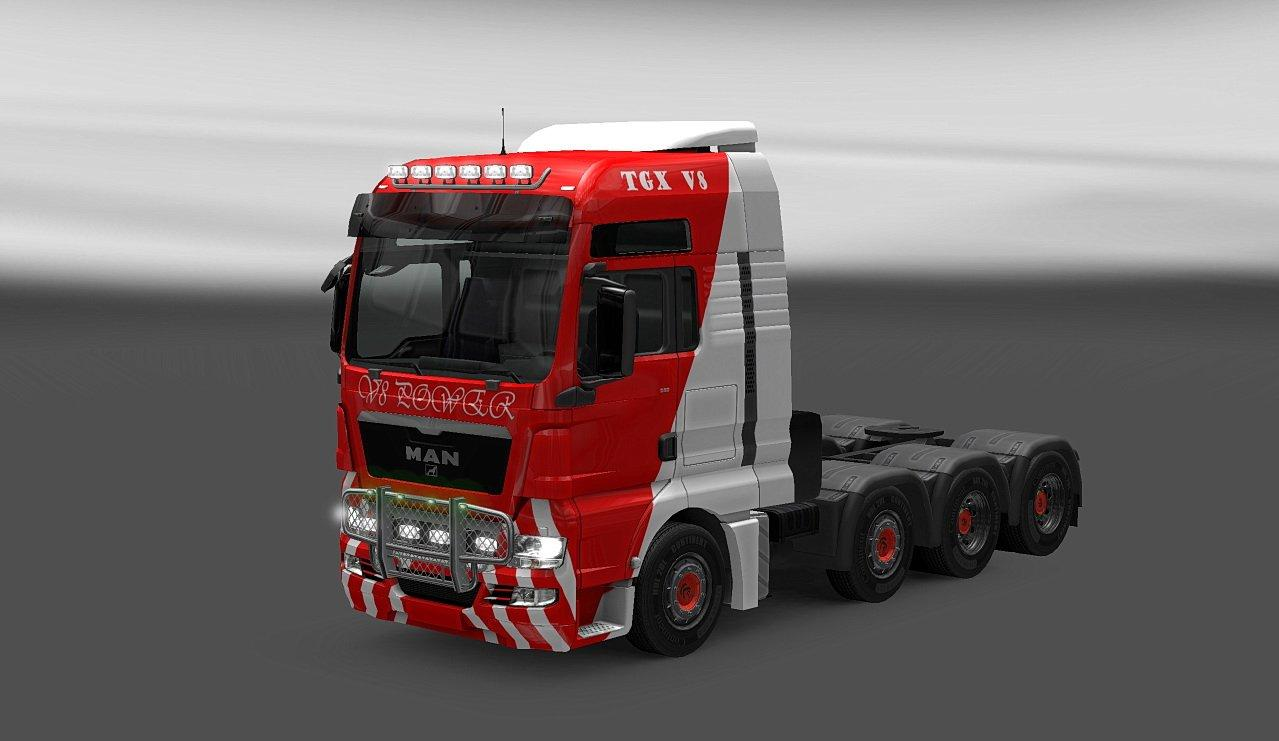 New MAN TGX Chassis