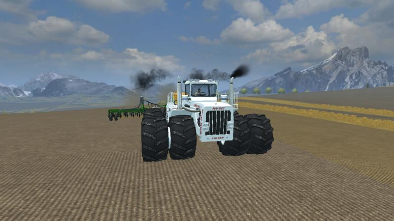 BIG BUD 16V 747 New wheels v3.0