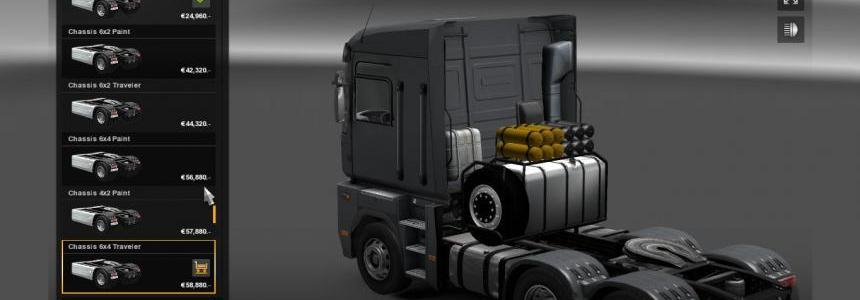 Renault trucks reworked (standalone) [fixed]