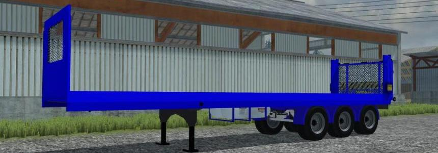 Heavy Duty Wool Trailer v2