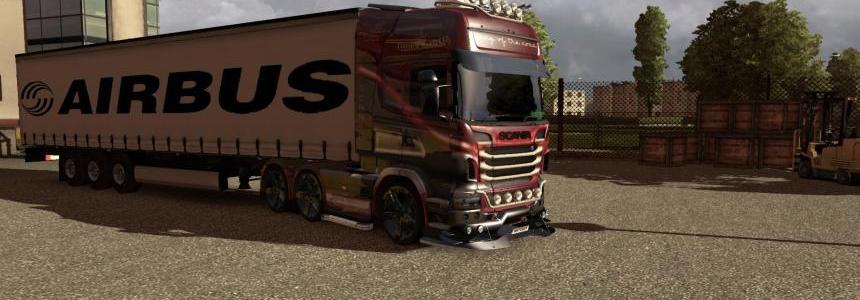 Airbus trailer
