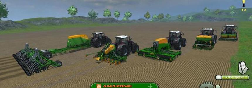 Amazone Sowing Pack v1.0