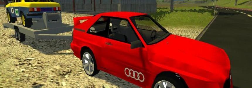 Audi 80 v1.0