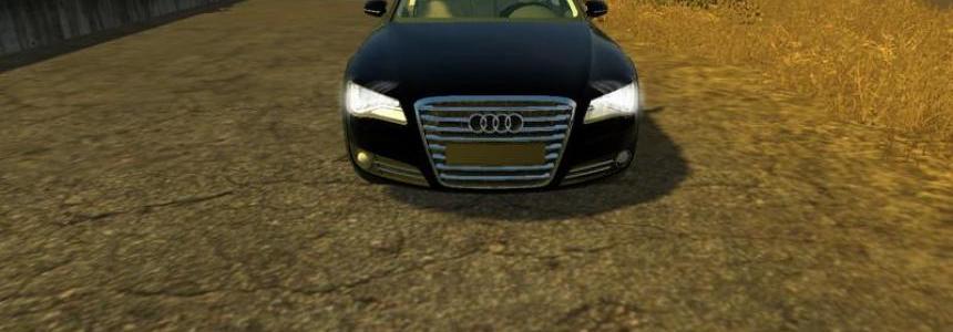 Audi A8 v1.0