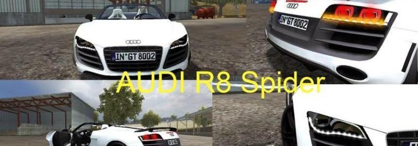 Audi R8 Spider v1.0