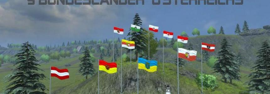 Austria flags v1.0