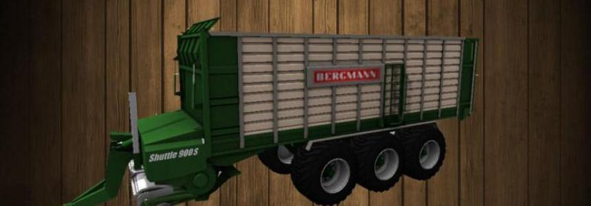 Bergmann Shuttle 940S v0.9 beta