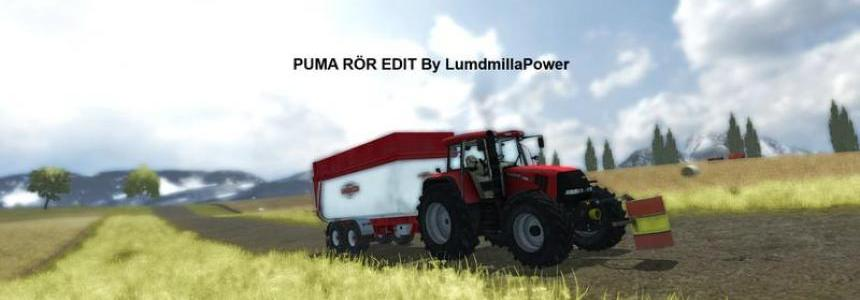 Case CVX 175 Run Sound Update By LudmillaPower v1.0