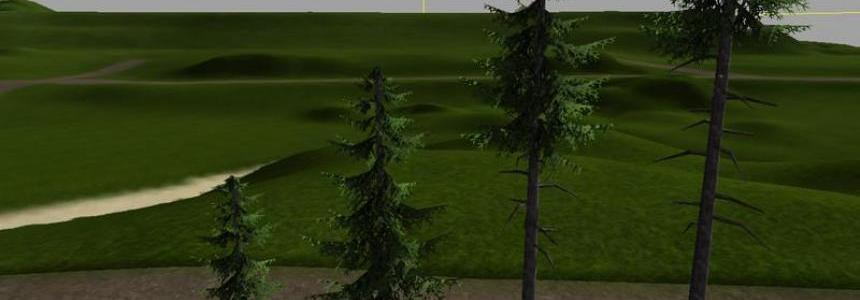 Conifer Set v1.0 beta