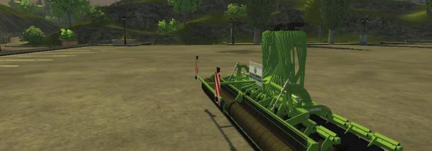 Cultivators for Xerion3800 SaddleTrac v1.0