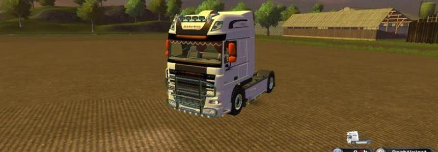 DAF SUPER SPACE CAB v2.0