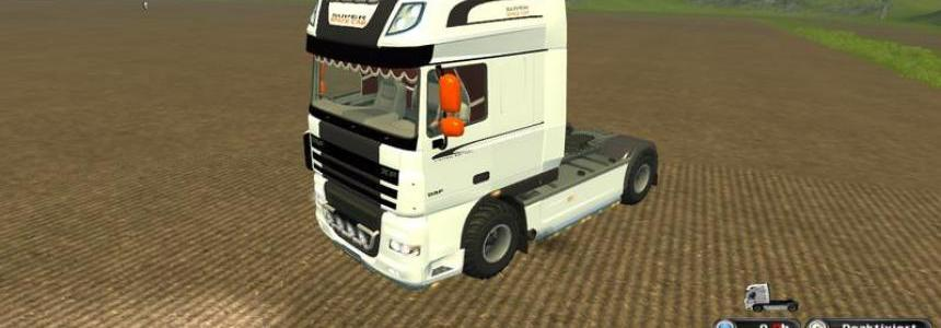 DAF XF Super Space Cab v1.0