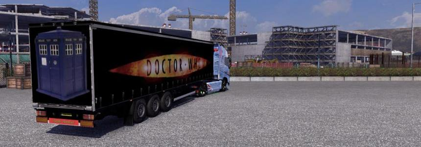 DR WHO trailer