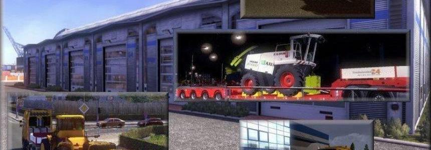 ETS2 4er Trailer Pack v1.0