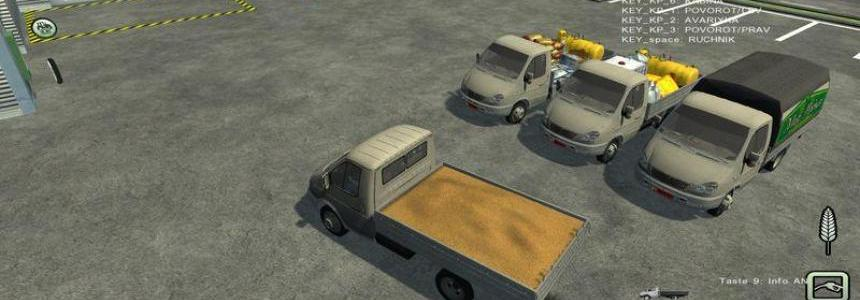 GAZ 3302 MULTIFRUIT V2.0