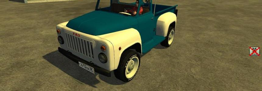 GАZ 53 pickup v1.0