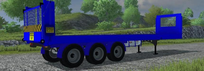 Heavy Duty Wool Trailer
