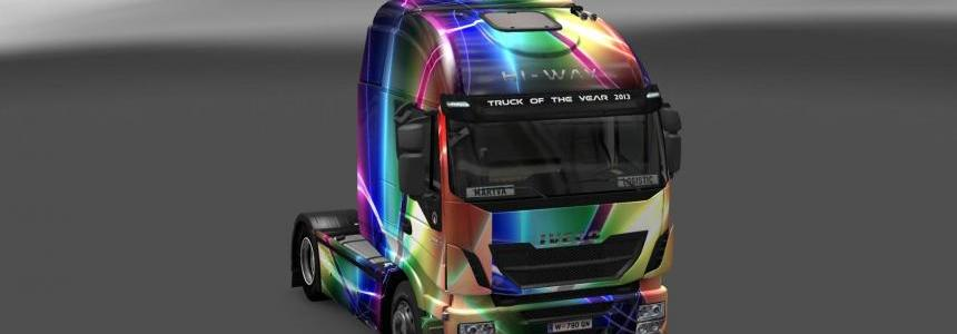 Iveco Hi-Way Abstract