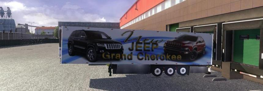 Jeep Schmitz trailer